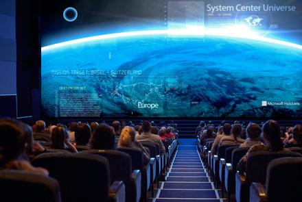 bioscoopscherm